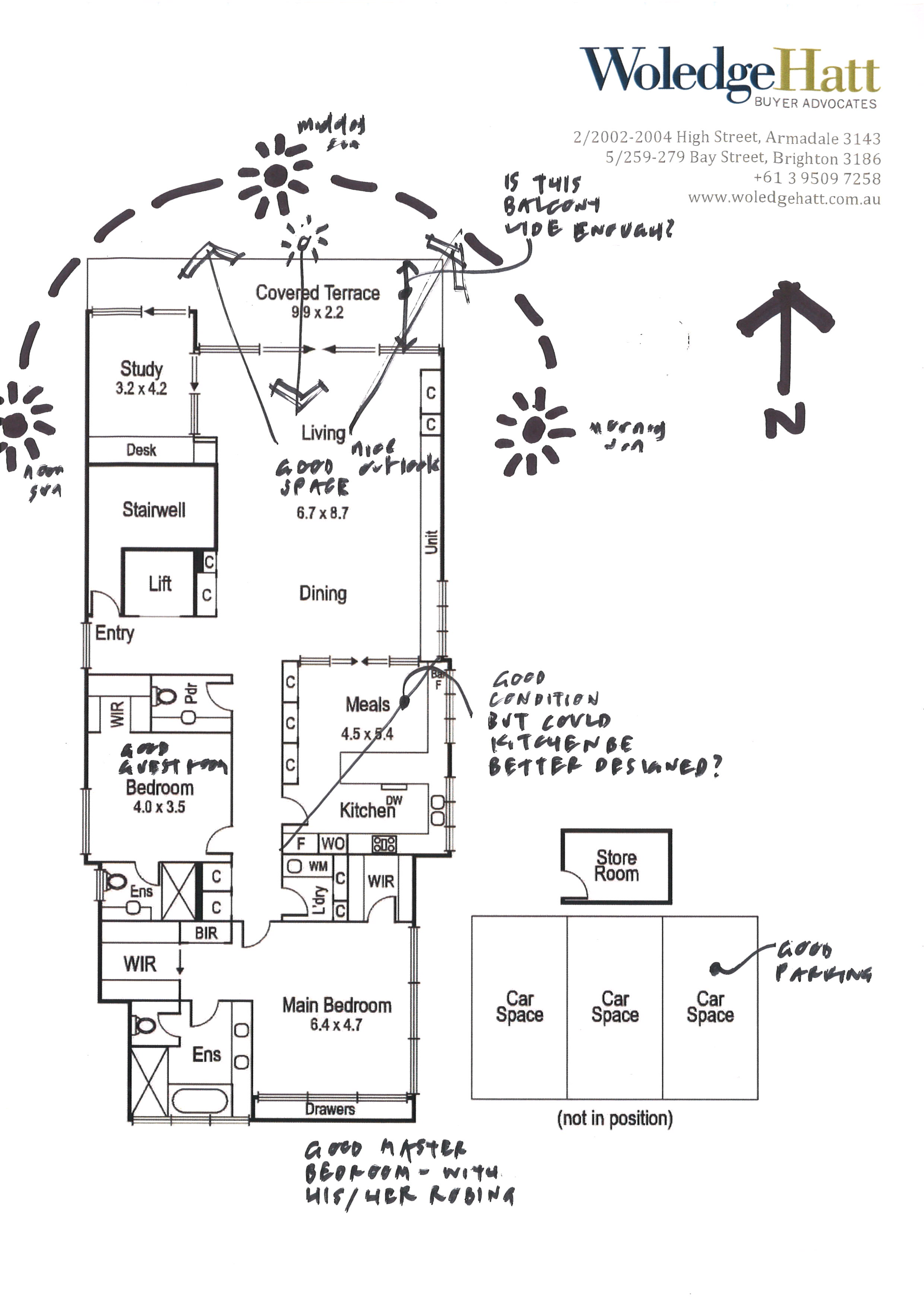 Floorplan Analysis
